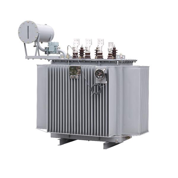S11型6~10kV双绕组无励磁调压油浸式配电变压器