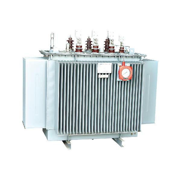 S11-M型6~10kV双绕组无励磁调压全密封油浸式配电变压器