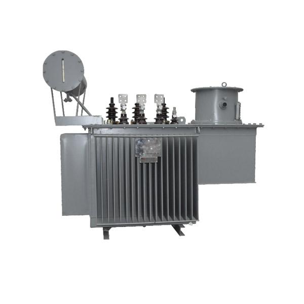 SZ11型6~10kv双饶组有载调压油浸式配电变压器