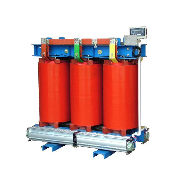 SCZ(B)11型6~10kV环氧浇注干式有载变压器