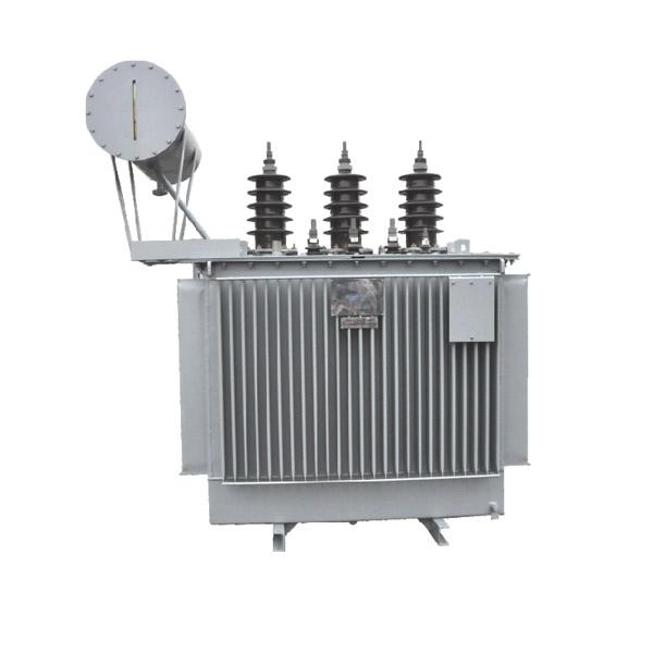 35kV双绕组无励磁调压油浸式配电变压器